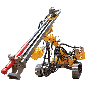 Track Drilling Rig