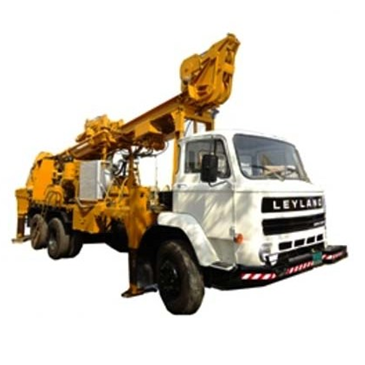 Truck Mounted Drilling Rig 01